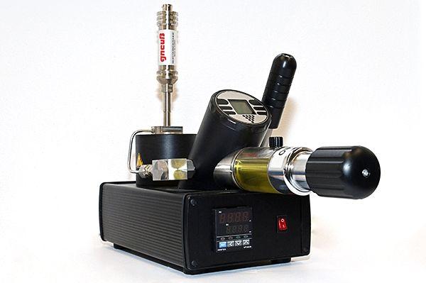 Heatable pressure Calibrator PPS1210